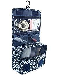 Emwel Bolsa de cosméticos Bolsa de Aseo para Hombres y Mujeres de Viaje  Camping Cosas necesarias df1601f60e3