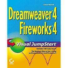 Dreamweaver 4/Fireworks 4 Visual JumpStart by EB Holroyd (2001-02-26)