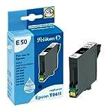 Pelikan Druckerpatrone E50 ersetzt Epson T06114010, Schwarz (pigment)