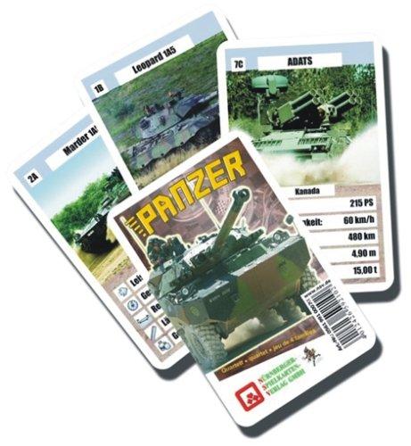 05619910007 - Nürnberger Spielkarten - Quartett Panzer