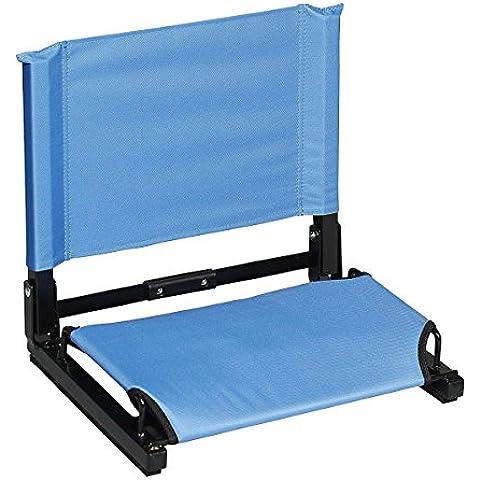Il brevettato stadio Columbia-Sedia, colore: blu - Brevettato Stadio Chair
