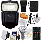 Best Canon Flashes - Canon Speedlite 430EX III-RT Flash with Softbox + Review