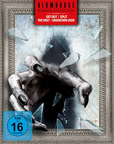Horror Collection – Limitierte Auflage mit Lenticular-Schuber [Blu-ray] [Limited Edition]