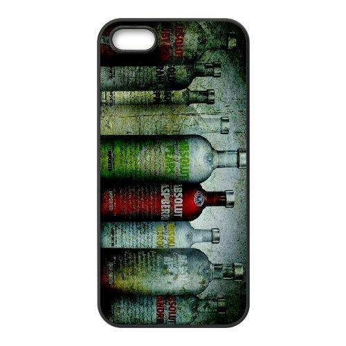 absolut-vodka-bottles-grunge-iphone-5-5s-cell-phone-case-black-yyfd-216471
