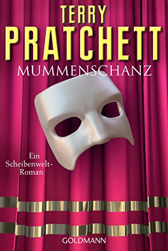 Buchseite und Rezensionen zu 'Mummenschanz: Ein Scheibenwelt-Roman' von Terry Pratchett
