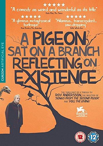Bild von A Pigeon Sat on a Branch Reflecting on Existence [DVD] [UK Import]