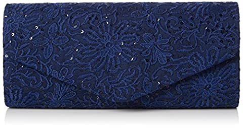 SwankySwans , Pochette pour femme Taille Unique - - bleu marine, Taille Unique