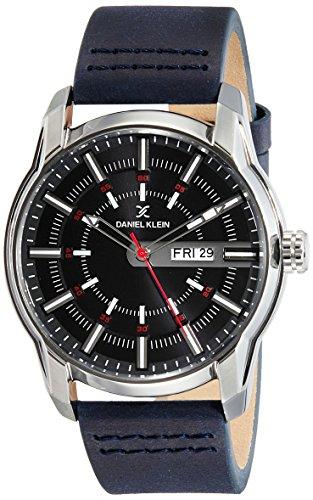Daniel Klein Analog Blue Dial Men's Watch - DK11599-2