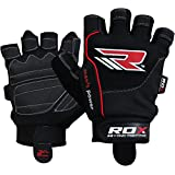 RDX Gym Weight Lifting Gloves Cross Training Bodybuilding Fitness Workout
