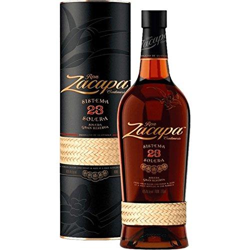 Rum Zacapa 23 Y Solera 40{efe9f6399c67dc294c0fc40af2361ef06fa424d3d242ef0da95553fc14c1d62b} 1 lt.