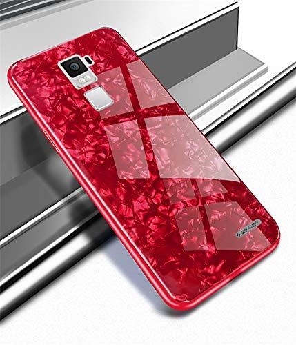 Für Oppo R7 Plus Hülle TPU Schutzhülle Silikon Tasche Case Cover - Rot