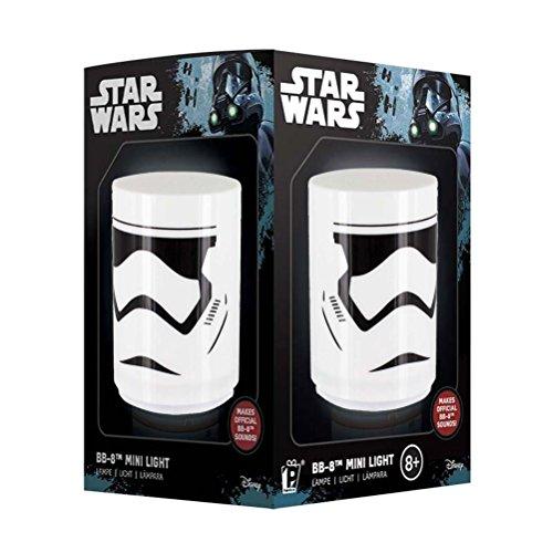 Star Wars Stormtrooper Tischlampe, Schreibtischlampe,Nachttischlampe,Leuchte - 3