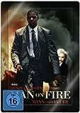 Man on fire - Mann unter Feuer - Steelbook (2 DVDs inkl. Poster) - A. J. Quinnell