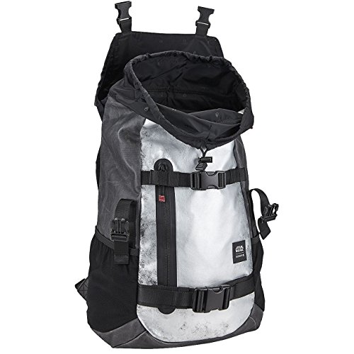 Nixon Herren Rucksack Landlock Backpack Star Wars Phasma Silver