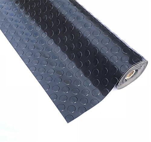 Rollos de moqueta de PVC para pisos de garaje