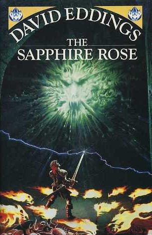 The Sapphire rose by David Eddings (January