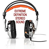 SADES SA928 Pro Stereo Surround Sound PC Gaming Headset auriculares con micrófono para XBOX / PS3