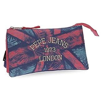 Pepe Jeans Anette Neceser de Viaje, 22 cm, 1.32 litros