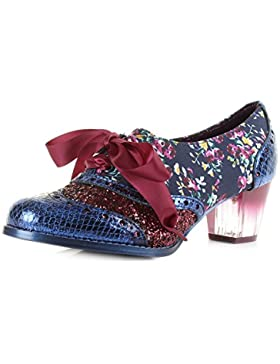 Poetic Licence, Scarpe col tacco donna multicolore Navy/Pink
