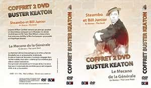Buster Keaton (Coffret 2 DVD) Steamboat Bill Junior & Le Mecano de la Générale
