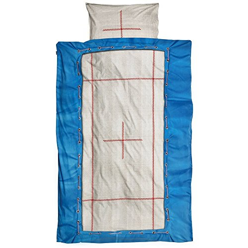 snurk childrens trampoline duvet bedding set
