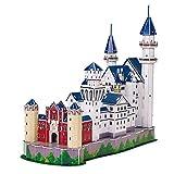 Small Foot Company 8919 - 3D Puzzle - Schloss Neuschwanstein