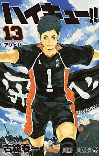 Haikyu!! 13 par Haruichi Furudate