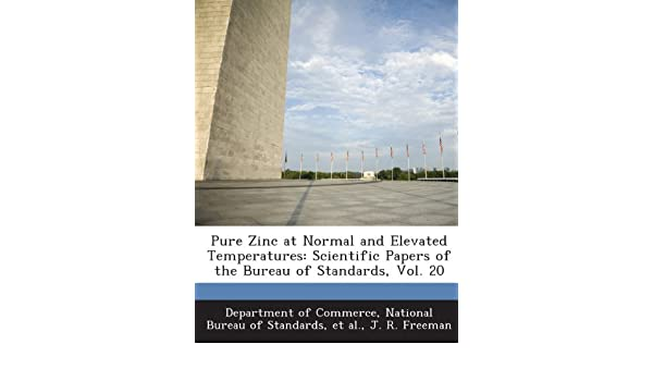 Buy pure zinc at normal and elevated temperatures: scientific papers