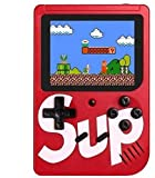 LUCRIA Sup Video Game WIth Battery Handheld Console Classic Retro Video Gaming Player