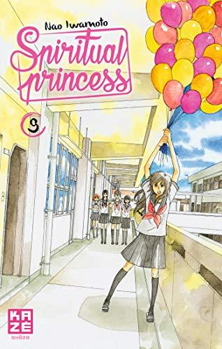 Spiritual Princess Edition simple Tome 9