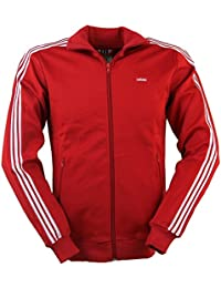 adidas red hoodie clothing. Black Bedroom Furniture Sets. Home Design Ideas