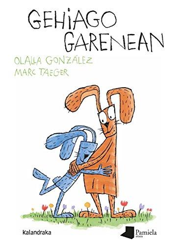 Gehiago garenean (Tamaina Handia) por Olalla González