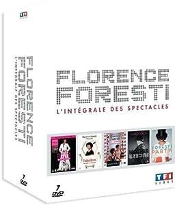Florence Foresti - L'intégrale des spectacles - 7 DVD