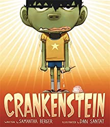 Crankenstein by Samantha Berger (2014-08-05)