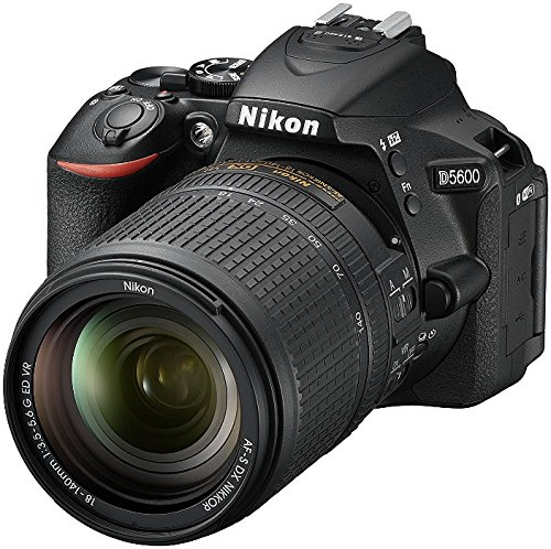 Nikon D5600 + AF-S 18-140 VR DSLR Camera – Black Review