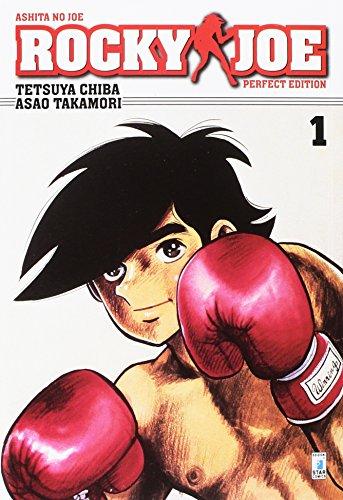 Rocky Joe. Perfect edition: 1 por Tetsuya Chiba