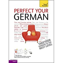 Perfect Your German Book/CD Pack: Teach Yourself