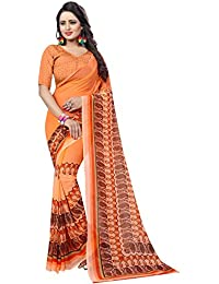 Stylla Mart Latest Collection Saree With Blouse Piece, Heavy Material Saree For Women-SMS1917_Stylla Mart