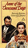 Anne of the Thousand Days [VHS] [Import allemand]