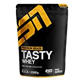 ESN Tasty Whey Protein, Double Chocolate, 2.5 kg