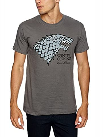 WINTER IS COMING - Game of Thrones, T-SHIRT, GR.L