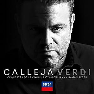 Joseph Calleja - Verdi from Decca (UMO) Classics