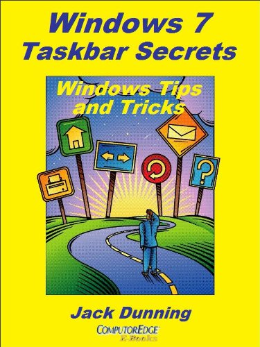 Windows 7 Taskbar Secrets (Windows Tips and Tricks Book 2) (English Edition) Pin Tip-jack