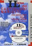 Il vocabolario della lingua latina-Guida all'uso. CD-ROM