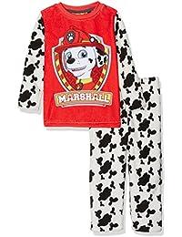 Nickelodeon Paw Patrol Marshall, Conjuntos de Pijama para Niñas