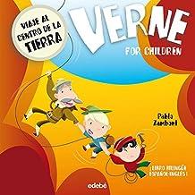 VERNE FOR CHILDREN: Viaje al centro de la Tierra