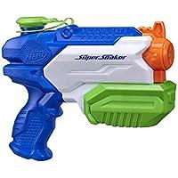 Hasbro Nerf Nerf Super Soaker Micro Burst2,pistola ad aqua
