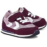 Hummel Kinder (Mädchen) Sneaker Reflex Infant rot Leder/Textil 21