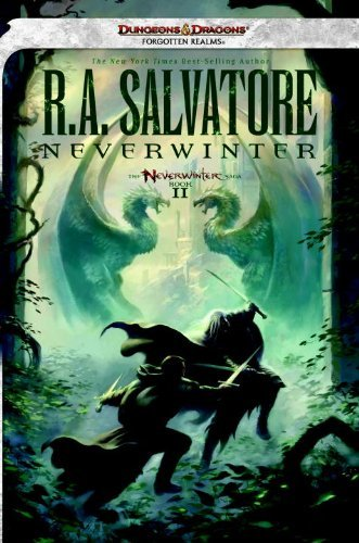 By R. A. Salvatore Neverwinter Wood: Neverwinter Saga, for sale  Delivered anywhere in UK