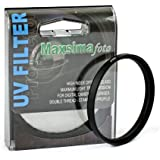 Maxsimafoto - 58mm Filtre / Protection UV Objectif pour Sigma 70-300mm f/4-5.6 DG Macro